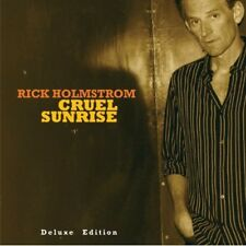Rick Holmstrom - Cruel Sunrise ( Deluxe Edition ) [New CD] Deluxe Edition