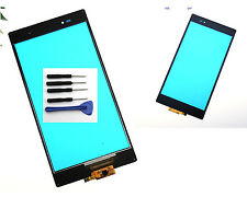Touch Digitizer Screen For Sony XL39h Xperia Z Ultra C6802 C6843 C6833 Black Ts