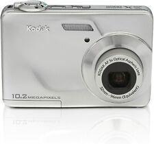 KODAK EASYSHARE C180 SILVER 10.2 MEGA PIXELS 3X ZOOM DIGITAL CAMERA VIDEO PHOTO