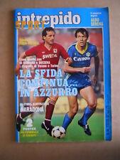 Intrepid No. 50 1984 with Poster Altobello and accounts-Aldo Serena [g493]