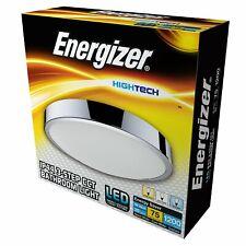 Energizer LED IP44 CCT Bathroom Light, 16 W, Chrome.