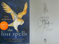Signed Book The Lost Spells by Robert Macfarlane & Jackie Morris Hbk 2020 1st Ed