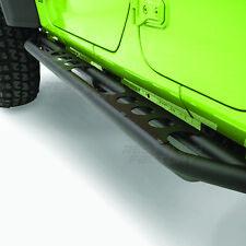 HD Armor Rock Crawler Rocker Guard Slider+Step for 18-19 Jeep Wrangler JL 4 Door