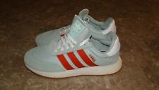 Adidas I5923 Boost Shoes NEW Size 11.5 Ash Green Raw Amber Cloud White D96993