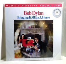 BOB DYLAN Bringing It All Back Home 180g VINYL 2LP MONO 45 RPM New MOFI Numbered