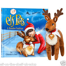 The Elf on the Shelf Elf Pets Reindeer Tradition