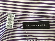 NWT - $325 Ralph Lauren BLACK LABEL Casual L/S Shirt(Size - Small/Made in Italy)