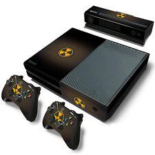 Xbox One Design pelle sventa Adesivo Pellicola Protettiva Set - NUCLEAR 3 Motif