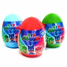 Set of 3 PJ Masks Surprise Egg Toys - Fun Childrens Gift Idea Filler Girls Boys