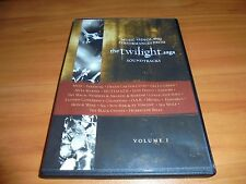 Music Videos and Performances From The Twilight Saga (DVD 2010 Widescreen)  Used