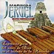 Marimba Cristiana Jeruel CD Quim Hermanos Musica De Guatemala NEW
