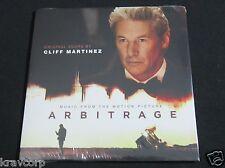 CLIFF MARTINEZ/BJORK 'ARBITRAGE OST' 2012 ADVANCE CD—SEALED