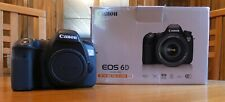 Canon EOS 6D 20.2MP Digital SLR Camera Body with Extras