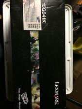 Lexmark 15G041K Black Return Program Toner Cartridge