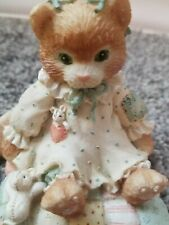Vintage Calico Kittens You'll Always be Close To My Heart
