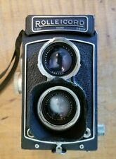 Vintage Rolleicord TLR Camera DBP DBGM Germany