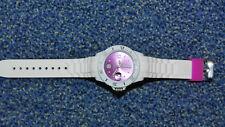 ICE watch Damen Swarovski Kristall weiß lila