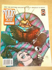2000AD #825 BRITISH WEEKLY COMIC JUDGE DREDD *