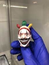 1/6 Scale Twisty The Clown! American Horror Story Ones Myers Sideshow Headscu