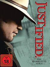 18 DVD-Box ° Justified ° Superbox - komplette Serie ° NEU & OVP ° Staffel 1 - 6