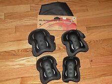 Rollerblade Bladegear Xt Protective Gear 2 Pack Size Small Free Shipping