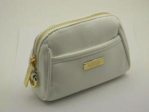 Versace Parfums Small Travel Bag / Toiletry Case / Makeup Bag For Women