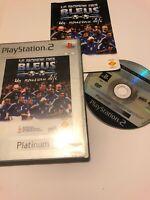 😍 jeu playstation 2 ps2 pal fr complet le monde des bleus 2003 lmdb