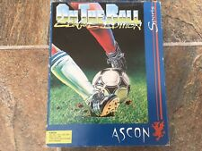 On The Ball League Edition Amiga Game! Complete! Look In The Shop!