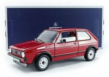 Volkswagen VW Golf Gti 1976 Rouge 1 18 Model 188472 Norev