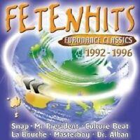 FETENHITS EURODANCE CLASSICS 2 CD NEU