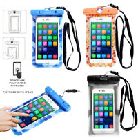 Swimming Waterproof Underwater Dry Bag Pouch Pack Case for iPhone Cell Phone