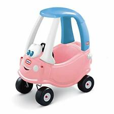 Classic Pink Little Tikes Cozy Coupe Princess, Ride on Car, Perfect Xmas Gift