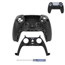 Funda cubierta superior inferior cara Marco Cubierta Protectora Manija Para PS5 Controlador Piezas