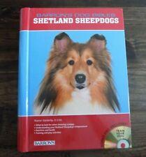Barrons Dog Bibles Shetland Sheepdog Book very nice