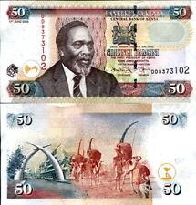 KENIA - Kenya - 50 shilingi 2005 FDS - UNC