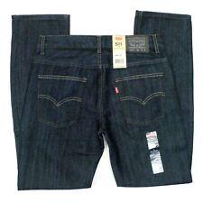 Boy's Levi's 511 Slim Fit Blue Jeans (91R511-542) Bacano - 18 Reg (29x29)