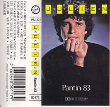 """K7 AUDIO  JULIEN CLERC """"PANTIN 83"""""""