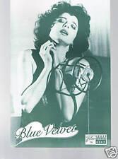NFP Nr.  8563 Blue Velvet (Isabella Rossellini)