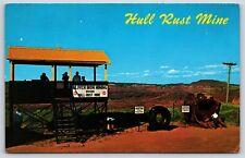 Observation Tower at the Hull Rust Mine in Hibbing, Minnesota Postcard
