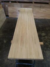 CHEAPEST REAL OAK WORKTOP 3M, SOLID WOOD, BLOCK STYLE, FREE DELIVERY *,  SALE