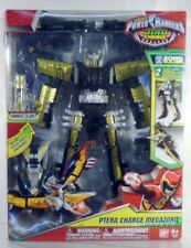 Power Rangers Dino Charge Ptera Megazord Morphs To Ptera Zord Builder Super