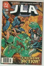 JLA #25 (1999) VF/NM Justice League Grant Morrison