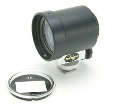 Dacor Under Water Viewfinder With Parallax Correction For 20-28-35mm Lenses.