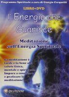 L'energia che Guarisce DVD + Libro Meditazione Sull'energia Spirituale Cerquet N