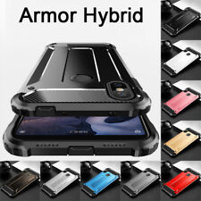 Case For Xiaomi Redmi 7 8A Note 6 7 8 9 Pro Hybrid Rugged Armor Shockproof Cover