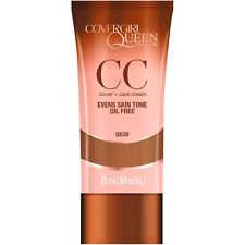 Covergirl Queen Collection CC Cover + Care Cream Q630 Golden Honey 30ml