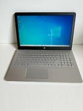 "HP Pavillion Touchscreen 15.6"" AMD A10 Windows 10 Laptop"
