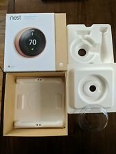 NEST Thermostat Copper ( BOX ONLY)