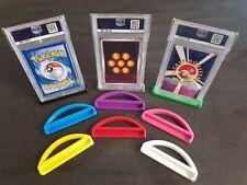 PSA Graded 3D Printed Card Stands - Pokemon, MTG, Marvel, Yugioh & Sports