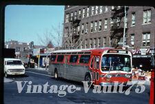 Duplicate Slide Bus 916 Triboro Coach New York Queens Blvd 1982 Q19A